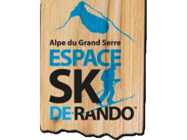 Espace ski de rando alpe du grand serre espace ski de rando alpe du grand serre station de trail - Office du tourisme alpe du grand serre ...